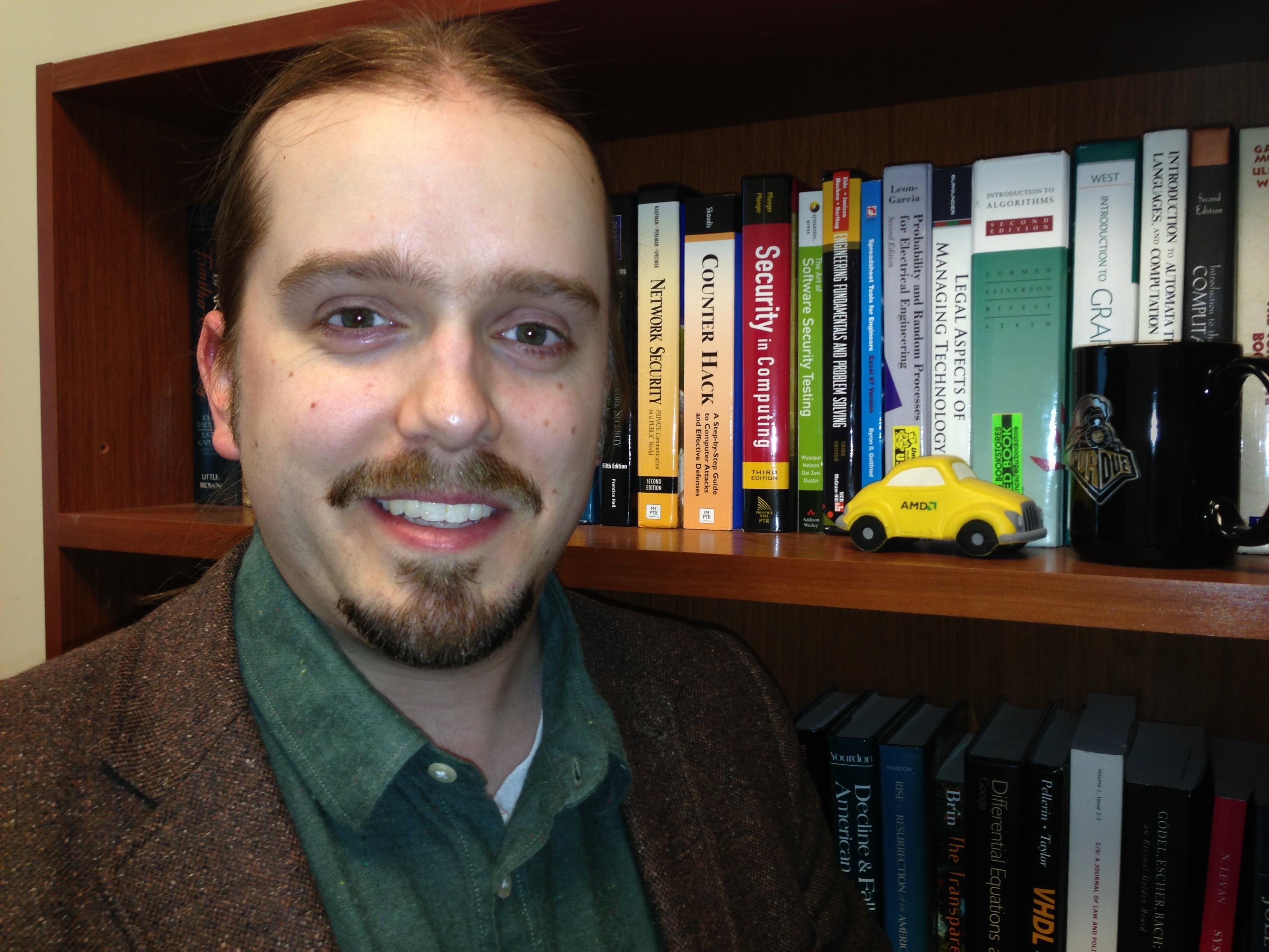 Aaron Massey University Of Maryland Baltimore County