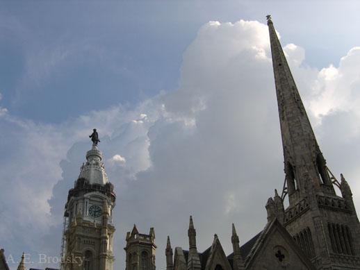 Philadelphia pa summer 2005