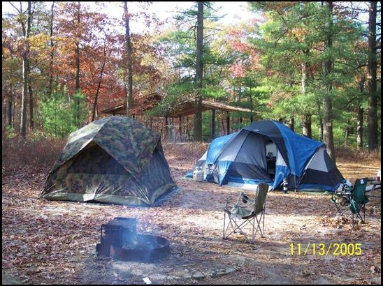 bass river state forest encounter