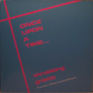 Throbbing Gristle Second Annual Report