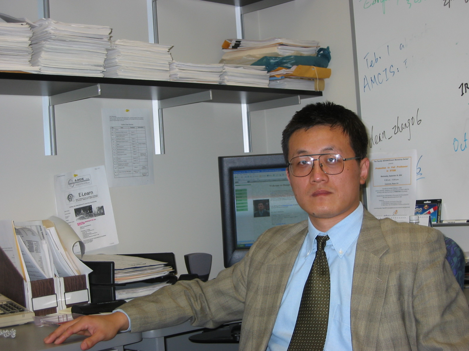 Welcome To Dr Dongsong Zhang S Home Page
